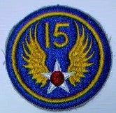 Patch, Air Force, 15th
