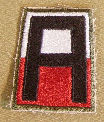 Patch, Army Group, 1st
