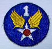 Patch, Air Force, 1st