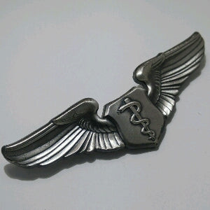 Badge, Wings, Flight Surgeon