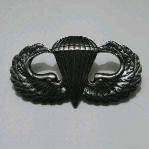Badge, Wings, Parachute (Jump)