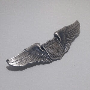Badge, Wings, Pilot, Basic