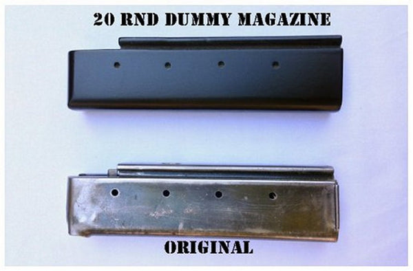 Dummy, Magazine, 20 round, Thompson SMG