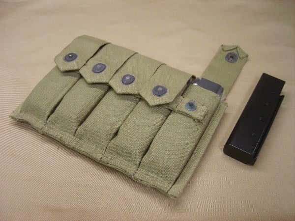 Case, Magazine, 5-pocket, 20rd (original/surplus) CLOSEOUT sold as-is. All sales final.