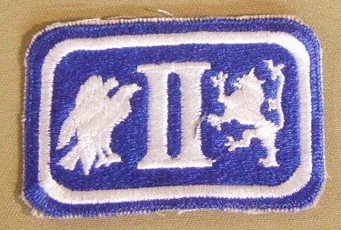Patch, Army Corps, 2nd