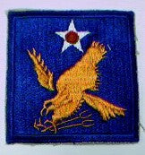 Patch, Air Force, 2nd