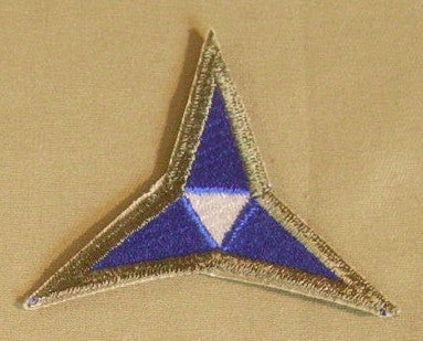 Patch, Army Corps, 3rd