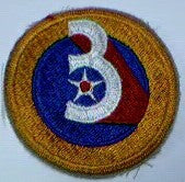 Patch, Air Force, 3rd