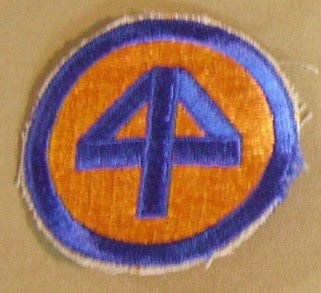 Patch, Division, Infantry, 44th