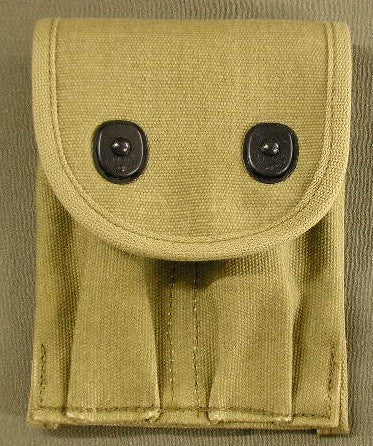 Pocket, Magazine, Double-Web, EM, 45 ACP, M1918