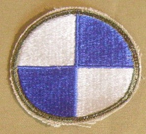 Patch, Army Corps, 4th