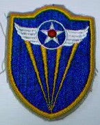 Patch, Air Force, 4th