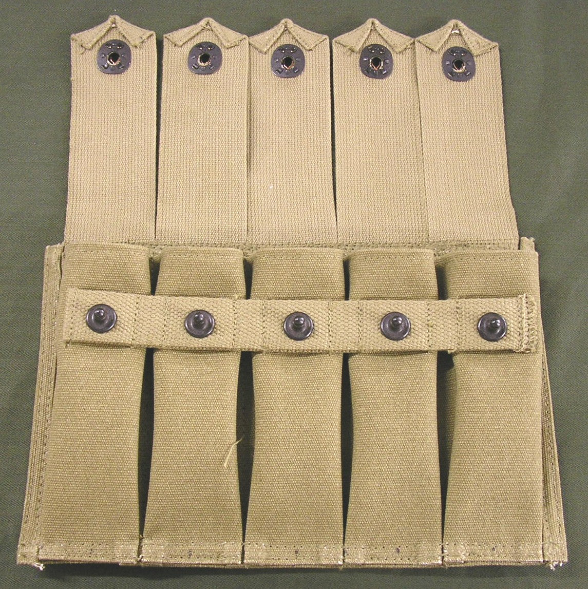 Case, Magazine, 5-Pocket, 20rd.