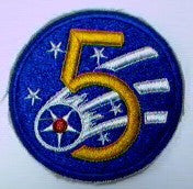 Patch, Air Force, 5th
