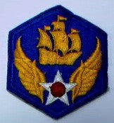 Patch, Air Force, 6th