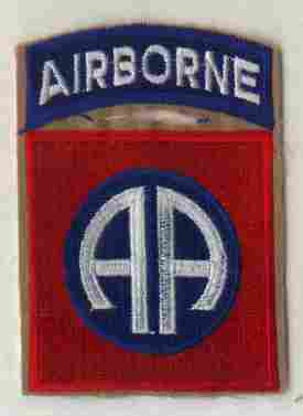 Patch, Division, Airborne, 82nd