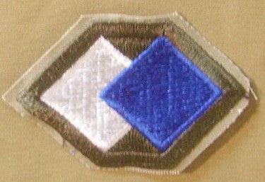 Patch, Division, Infantry, 96th