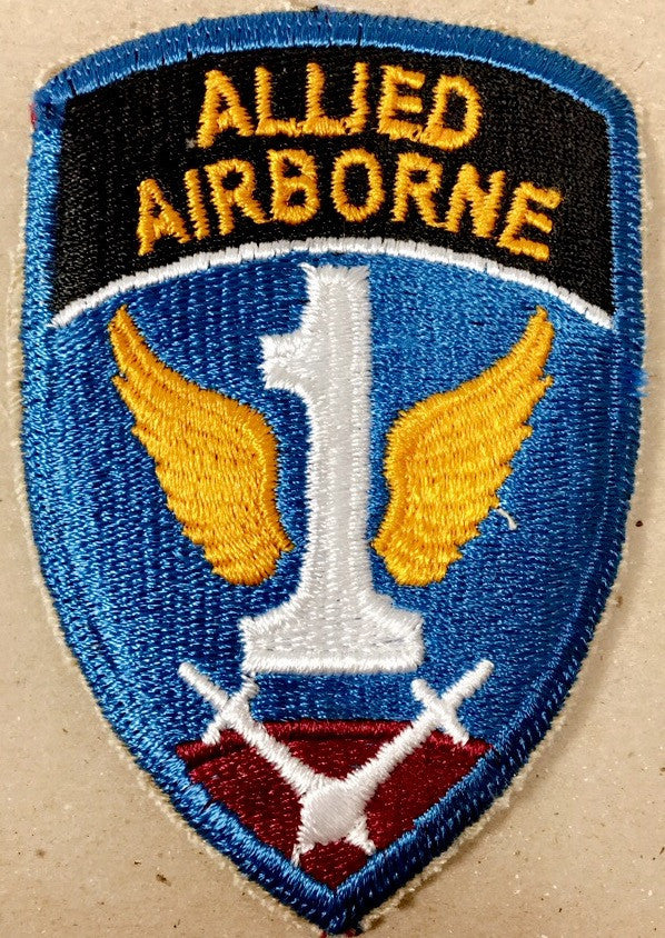 Patch, 1st Allied Airborne Army