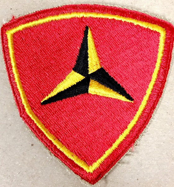 Patch, Division, Marine, 3rd