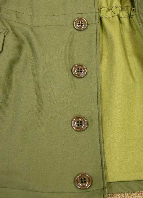 Buttons, Jacket, M43