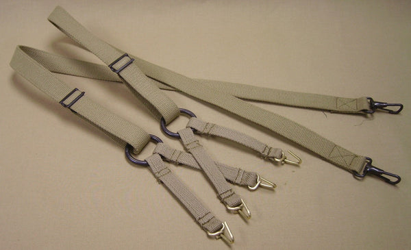 Suspenders, Field, USMC (new) CLOSEOUT sold as-is. All sales final.