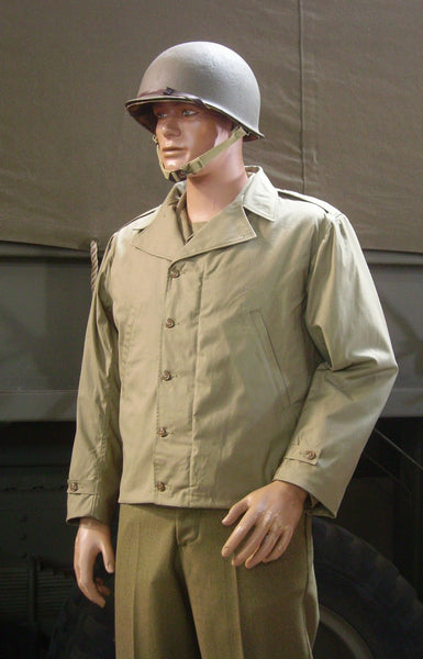 Jacket, Field, OD (M41 with epaulettes)
