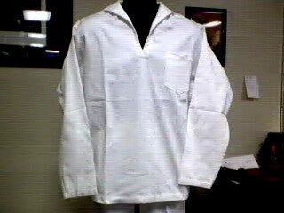 Jumper, White, Undress, USN