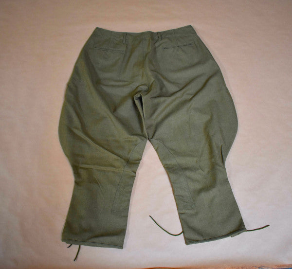 Breeches, Wool, OD