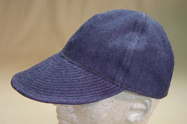 Cap, Mechanic's, Summer, Type A-3, AAF Blue Denim