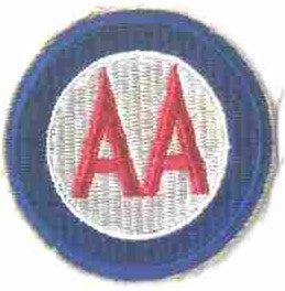 Patch, Anti-Aircraft Command