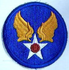 Patch, Army Air Force