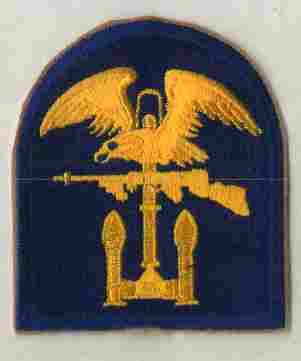 Patch, Amphibious Troops, Army