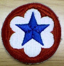 Patch, Army Service Forces