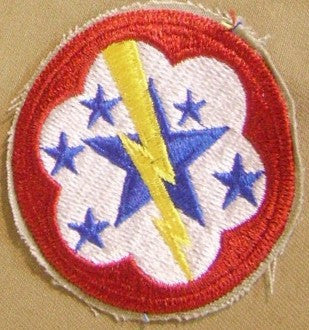 Patch, US Army Forces West Pacific