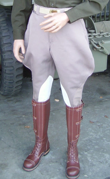 Boots, Field, M1940 (3-buckle riding)