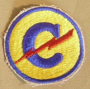 Patch, Constabulary