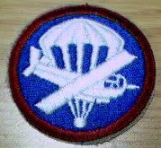 Patch, Cap, Para/Glide, Officer's