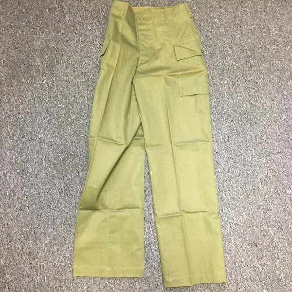 Trousers, Fatigue, Twill, Medium-Weight, Close-Out all sales final, sold as is.
