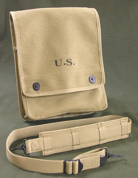 Case, Dispatch, M-1938 (Map Case) CLOSEOUT sold as-is. All sales final.