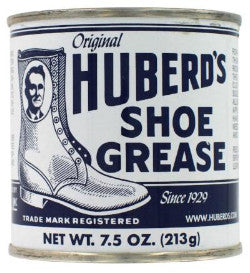 Huberd's Shoe Grease, 7.5oz can