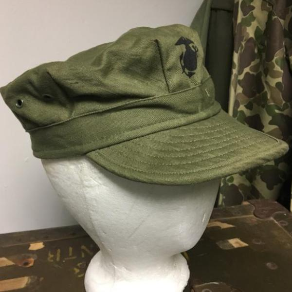 Cover, Utility, Green, USMC, CLOSEOUT sold as-is. All sales final.