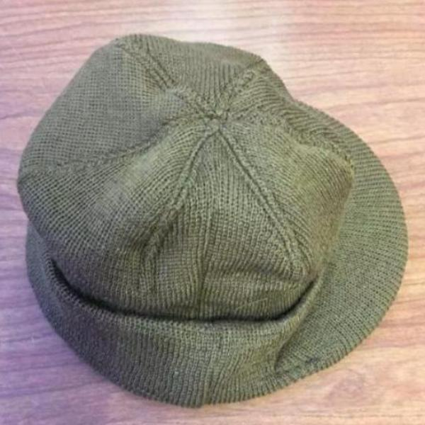 Cap, Knit, Wool (Jeep Cap) CLOSEOUT sold as-is. All sales final.