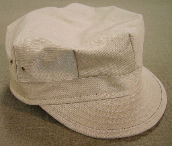 Cap, Fatigue, Khaki Twill