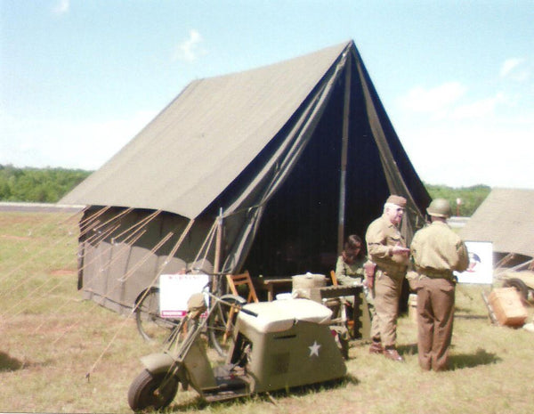 Tent, Wall, Large (No Stakes or Poles)