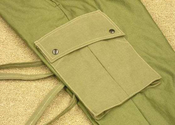 Trousers, Field, Cotton, OD, (M43), ABN