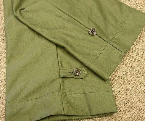 Trousers, Field, Cotton, OD, (M43), Standard