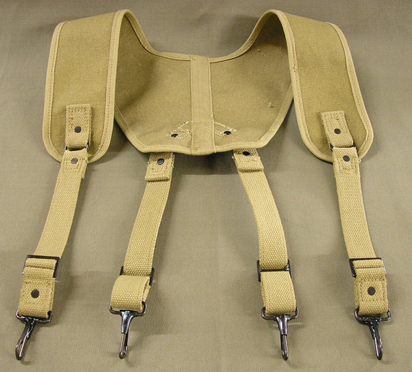 Suspenders, Medical, Kit Component CLOSEOUT sold as-is. All sales final.