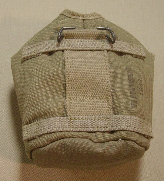 Cover, Canteen, Mounted, M1941 CLOSEOUT sold as-is. All sales final.