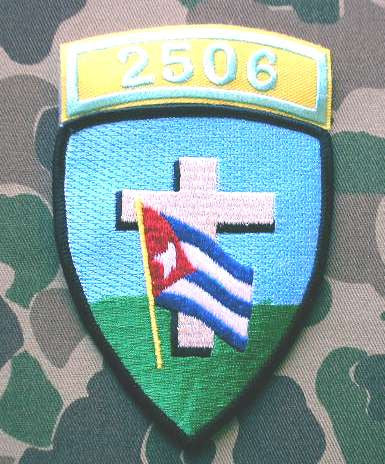 Patch & Tab, Brigade 2506