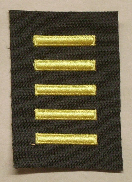 Patch, Overseas Bar, Officer's
